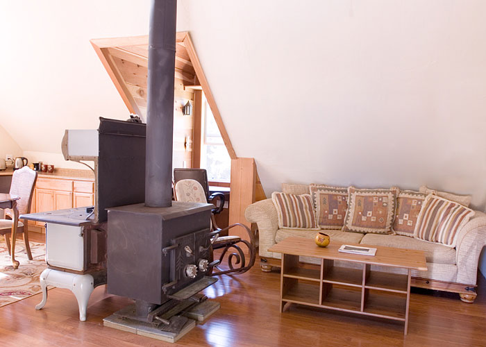 Wood stoves hay loft Rancho Rincon